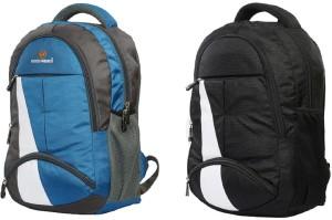 Good Friends New Festive Season 2018 School Bag Pack Of 2 Waterproof School Bag