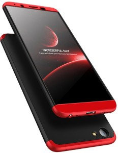 pretty nice 06622 93c9d NEW BREED Back Cover for Honor 8 Lite, Huawei Honor 8 LightBlack Red, Shock  Proof, Polycarbonate