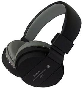 HOC IKT_SH 12 Bluetooth Headset with Mic