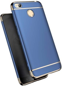 detailed look 4750d eac36 Levax Back Cover for Mi Redmi 4Blue, Plastic