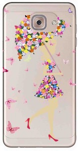 Snooky Back Cover for Samsung