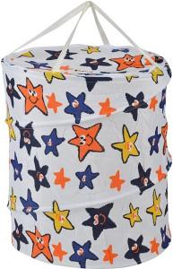 Bazaar Pirates More than 20 L Multicolor Laundry Bag Fibre
