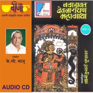 Bhoj Bagdawat vol - 3 Audio CD Standard Edition