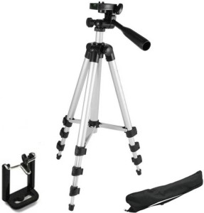 Spring Jump 3110 Tripod with mobile holder and carry case Tripod