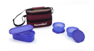 Signoraware Healthy 3 Containers Lunch Box