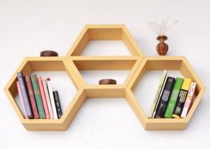 MartCrown Designer Decorative Wall Shelf Wooden Wall Shelf