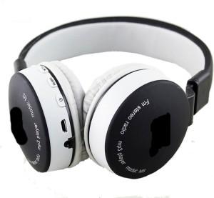 CloneBeatz NPL_MS 881C vivo bluetooth Headphone With SD Card Alot and FM Headset with Mic