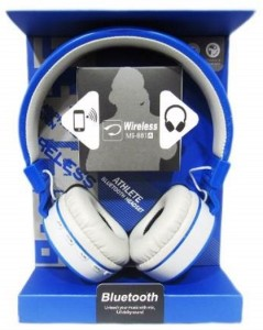 CloneBeatz UWU_MS 881C vivo bluetooth Headphone With SD Card Alot and FM Headset with Mic