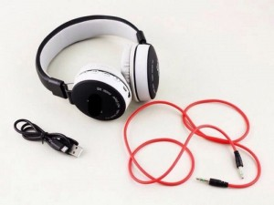CloneBeatz RTX_MS 881C vivo bluetooth Headphone With SD Card Alot and FM Headset with Mic