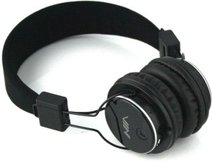 CloneBeatz TVE_MS 881C bluetooth Headphone With SD Card Alot and FM Headset with Mic