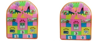 Kanchan Toys Happy Fan Block For Kids Pack Of 2