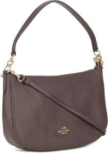bb6fb9cb2754 3e942 16c86  good coach women maroon genuine leather sling bag d8b74 caaaa