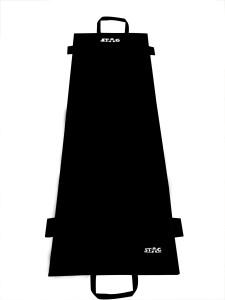 Stag FOLDABLE FITNESS MAT Black 15 mm Yoga, Gymnastic, Wrestling, Martial Arts, Exercise & Gym Mat