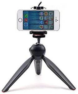 king shine YT-228 high-quality universal Mount + Phone Holder Clip Desktop Self-Tripod for Mobile Phones and Digital Camera Tripod