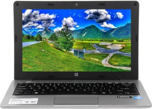 Micromax Lapbook Atom Quad Core 4th - (2 GB/64 GB HDD/32 GB EMMC Storage/Windows 10) L1161 Laptop