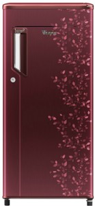 Whirlpool 185 L Direct Cool Single Door 3 Star Refrigerator