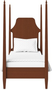 The Original Bed Co. Turner Engineered Wood Single Bed With Storage