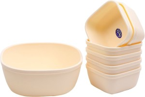 RC International Plastic Bowl Set Multicolor