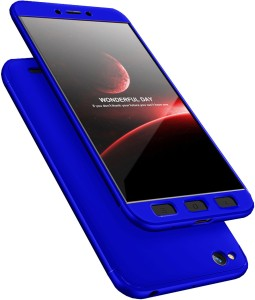 low priced 383cd 1e0b7 Kapa Back Cover for Mi Redmi 5ABlue, Plastic