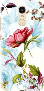 Noise Back Cover for Mi Redmi Note 4 Multicolor, Plastic