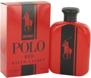 8b213f408 Ralph Lauren Polo Red Intense by Eau de Parfum 125 ml For Men Best ...