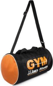 JJ Jonex Foldable Orange Unisex Casual Gym, Duffel Bag/ Backpack/Travel Bag Multicolor bag @ Kin store Round