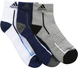 ADIDAS Men's Self Design Ankle Length