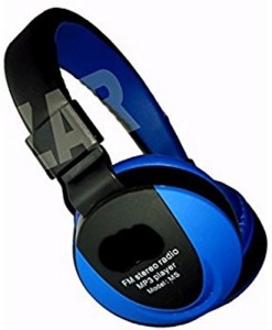 ROAR QSY_MS 771C samsung bluetooth Headphone With SD Card Alot and FM Bluetooth Headset with Mic