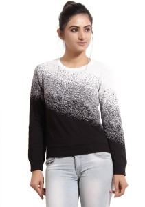 Liqvid Casual Full Sleeve Printed Women's Multicolor Top