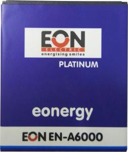 EON Mobile Battery For lENOVO A6000/ A6000 Plus