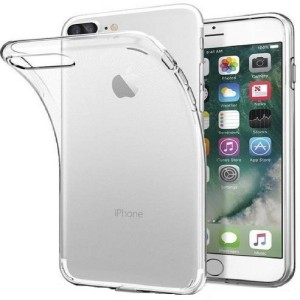 Power Back Cover for Apple iPhone 7 Plus Transparent