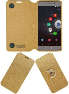 ACM Flip Cover for Panasonic Eluga A3 Pro