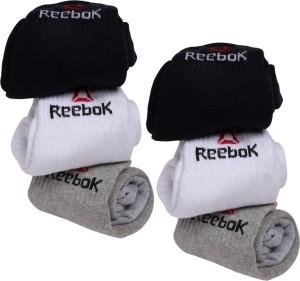 REEBOK Men's & Women's Solid Ankle Length