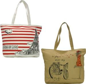 KEKEMI HB036_06 Waterproof Shoulder Bag