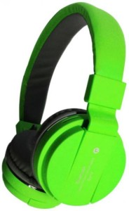 CloneBeatz LNN_SH 12 mi bluetooth Headphone With SD Card Alot and FM Bluetooth Headset with Mic