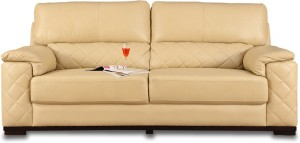 HomeTown Leatherette 3 Seater