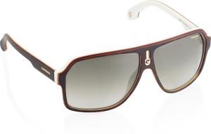 bb0ebf495c54 Carrera Shield Sunglasses Brown Best Price in India | Carrera Shield ...