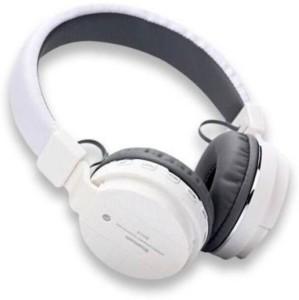 CloneBeatz CEN_SH 10 mi bluetooth Headphone With SD Card Alot and FM Bluetooth Headset with Mic