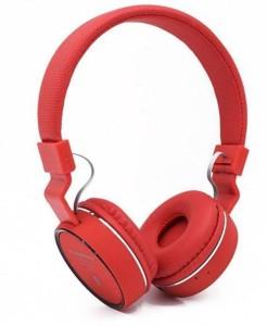 CloneBeatz QSX_SH 10 mi bluetooth Headphone With SD Card Alot and FM Bluetooth Headset with Mic