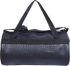 Gag Wear Crocodile Gym Bag Black Best Price in India  922f22ccfb394