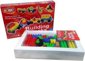 starsky Kids Building Blocks (Multicolor)