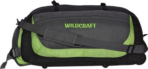4a25757df2 Wildcraft Rover Travel Duffel Bag Blue Orange Best Price in India ...