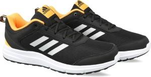 bc3be93a98e Adidas ERDIGA 3 M Running Shoes For Men Black Best Price in India ...