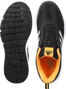 24dfc89a4 Adidas ERDIGA 3 M Running Shoes For Men Black Best Price in India ...