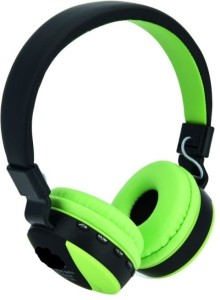 CloneBeatz DFB_MS 771C mi bluetooth Headphone With SD Card Alot and FM Bluetooth Headset with Mic