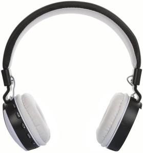 CloneBeatz KMO_MS 771C mi bluetooth Headphone With SD Card Alot and FM Bluetooth Headset with Mic