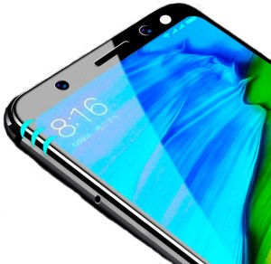 separation shoes 21612 ba6f5 Case U 4D Tempered Glass for Redmi Note 5 Pro