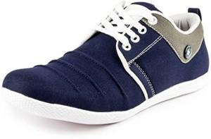 Deals4you Men's Blue Outdoor Sneaker Shoes Casuals For Men