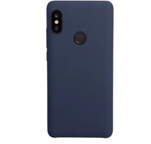 detailed look 0db5e 70513 Xiaomi Back Cover for Mi Redmi Note 5 ProBlue, Shock Proof, Plastic
