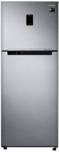 Samsung 394 L Frost Free Double Door Top Mount 4 Star Refrigerator